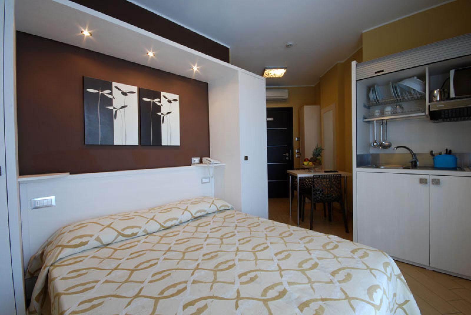 Appartamento Monolocale 2 posti letto